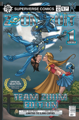 An elusive one of Zoom Suit's Many Covers.