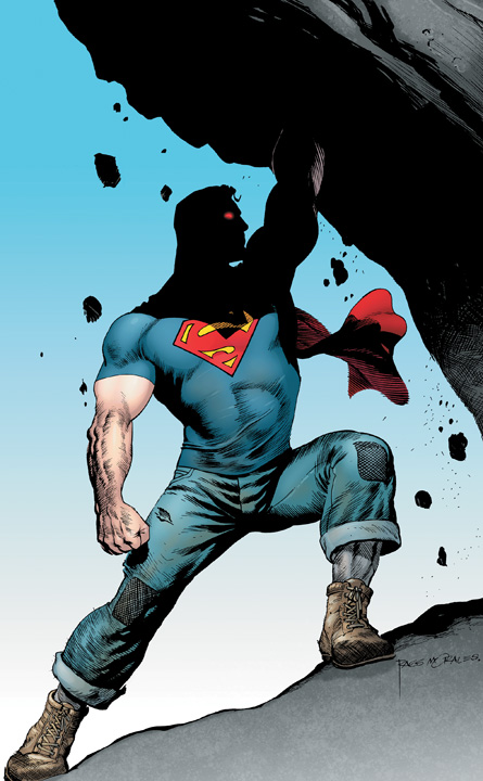 Action Comics #1 (ships September 2011)