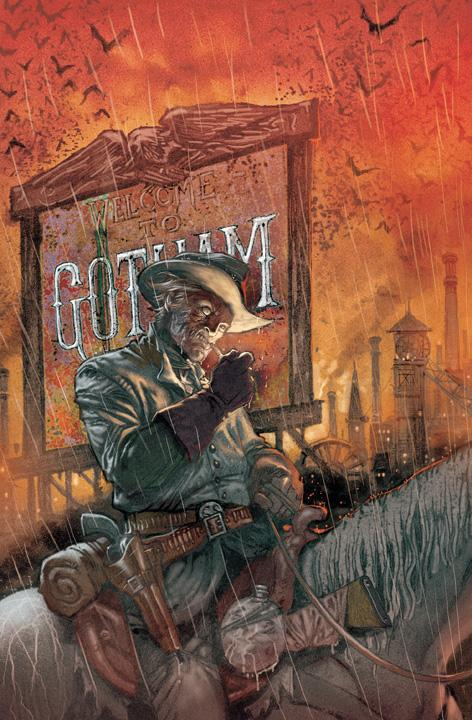 All-Star Western #1 (ships September 2011)