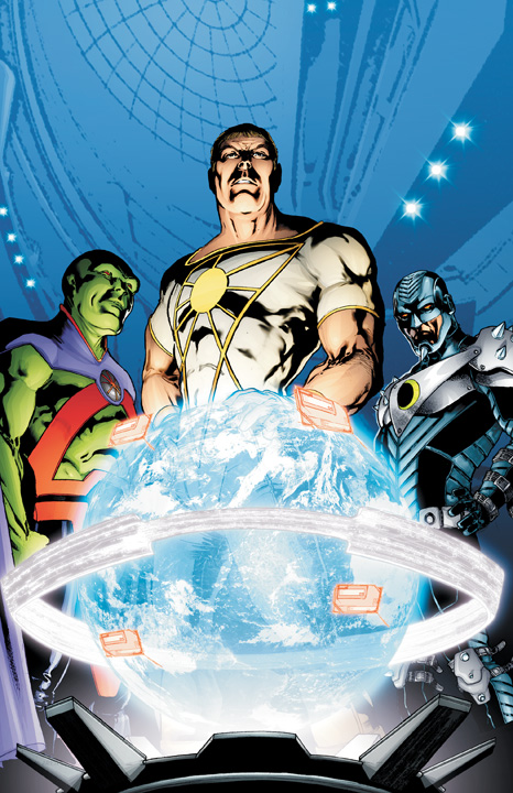 Stormwatch #1 (ships September 2011)