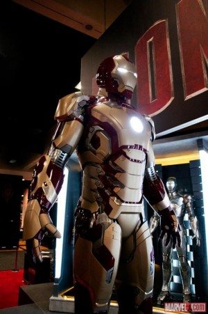 Iron Man 4 armor