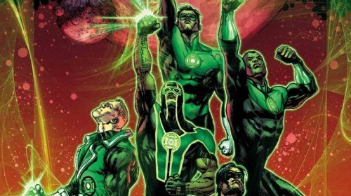 NYCC 2012 Sixth Green Lantern From Earth Debuts To Lead New Ongoing Title Simon Baz NOT The Only Born GL In DC Comics 52