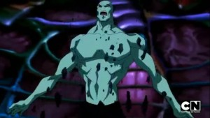 Young Justice Invasion Overall Episode 46 Season 2 Episode 20 Endgame Blue Beetle and Kid Flash Triumphant 4