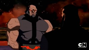 Young Justice Invasion Overall Episode 46 Season 2 Episode 20 Endgame Darkseid Cometh for Psuedo Season 3 4