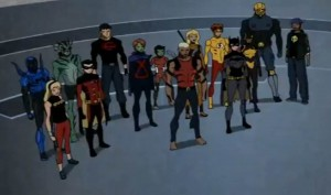 Young Justice Invasion Overall Episode 46 Season 2 Episode 20 Endgame New Status Quo 1