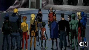 Young Justice Invasion Overall Episode 46 Season 2 Episode 20 Endgame New Young Justice Team 2