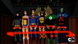 Young Justice Invasion Overall Episode 46 Season 2 Episode 20 Endgame Vandal Savage vs Justice League 1