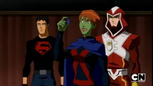Young Justice Invasion Overall Episode 46 Season 2 Episode 20 Endgame Vandal Savage vs Justice League 2