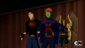 Young Justice Invasion Overall Episode 46 Season 2 Episode 20 Endgame Vandal Savage vs Justice League 4