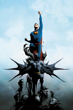 June 2013 Solicitations Batman Superman #1 debut DC Comics New 52