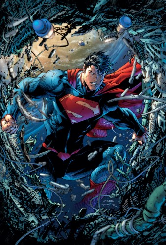 June 2013 Solicitations Superman UnChained #1 debut DC Comics New 52