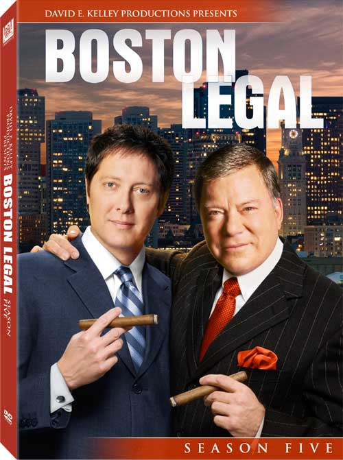 Boston Legal Season 5 movie