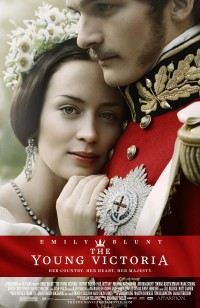 The Young Victoria-onesheet