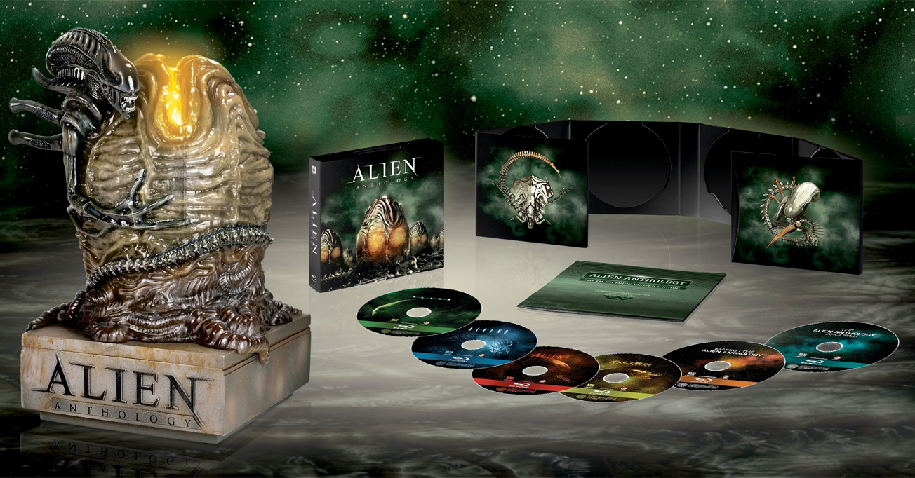 Alien Anthology: Egg Edition